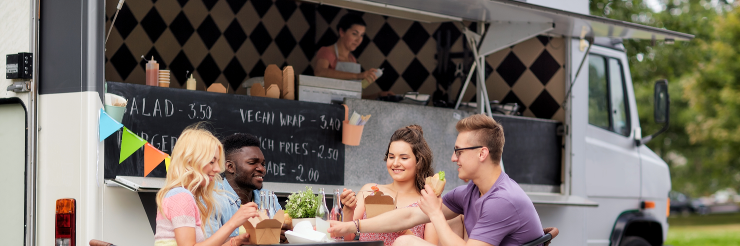 Food Truck Insurance Massachusetts